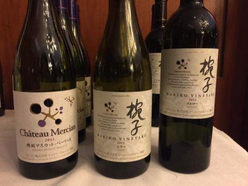 日本酒庄陆续兴建酒厂,扩大葡萄酒生产量