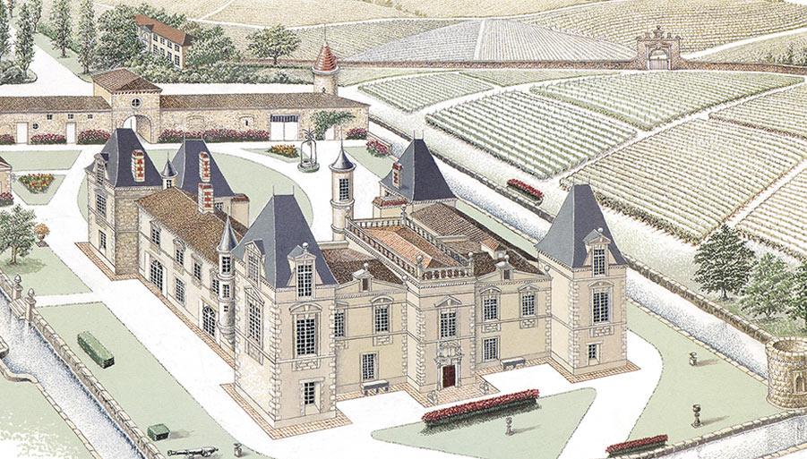迪仙庄园(Chateau d'Issan)