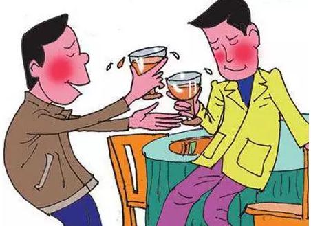 喝酒为什么会脸红?喝酒脸红是什么原因导致的?