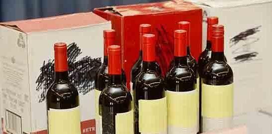 阿里巴巴平台助上海警方查获14000余瓶奔富葡萄酒