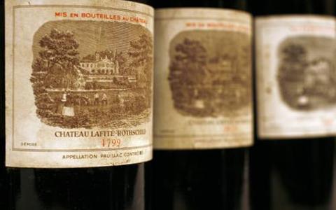 """十大""""醉""""受欢迎的进口红酒品牌"""