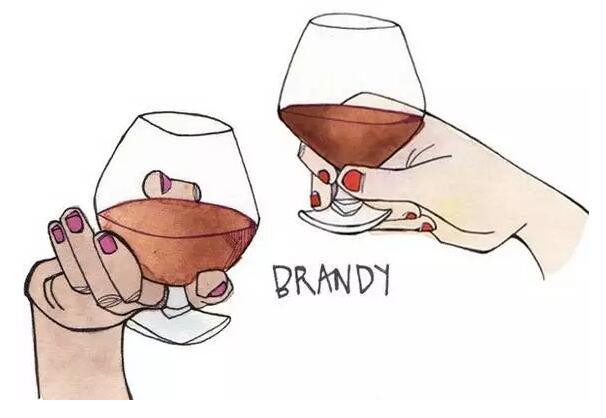 不同的场合,如何正确的拿起一杯葡萄酒?