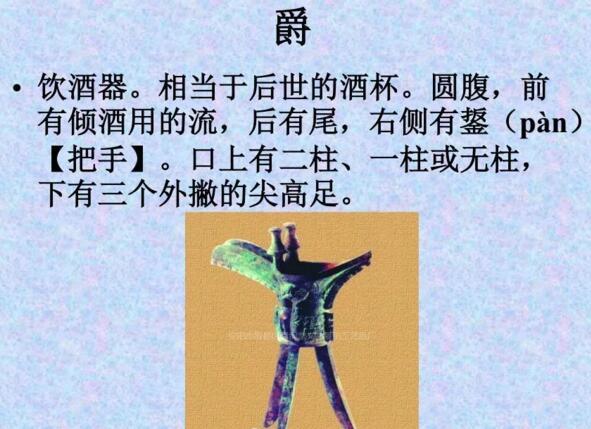 这7个中国古代酒器,你看过一个已经很牛了!