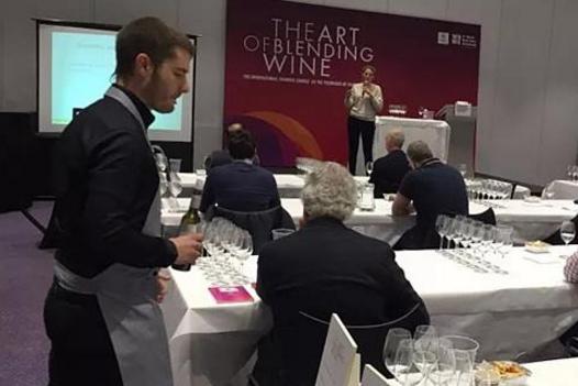 第九届世界散装葡萄酒及烈酒展览会于昨天正式拉开帷幕