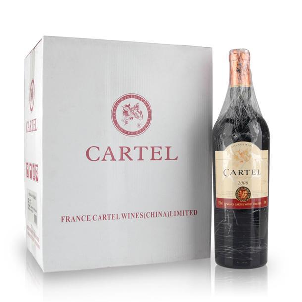 法国进口卡特尔精品干红葡萄酒价格多少钱?