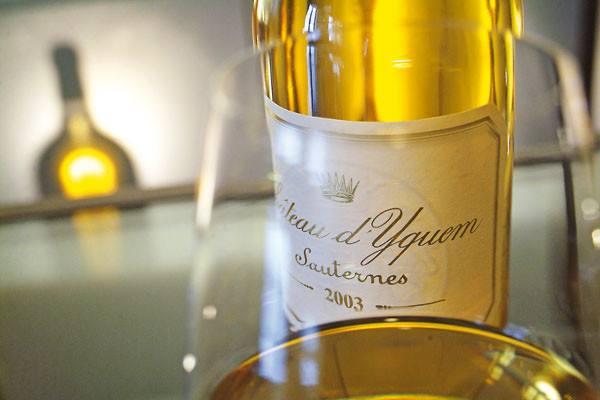 常见的甜白葡萄酒配餐准则