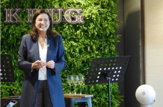 库克香槟主席Margareth Henriquez担任LVMH集团酒庄的主席