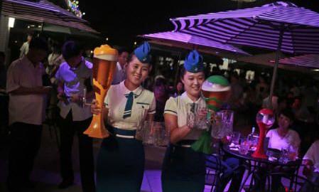 欧盟禁止对朝鲜出口葡萄酒在内等22种商品