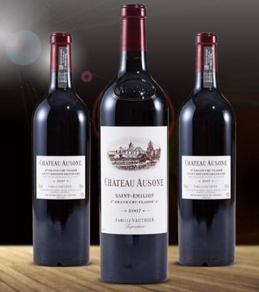 史上最全的法国红酒品牌