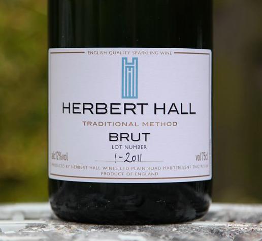 英国Herbert Hall酒厂300瓶2015年份干型起泡酒被盗