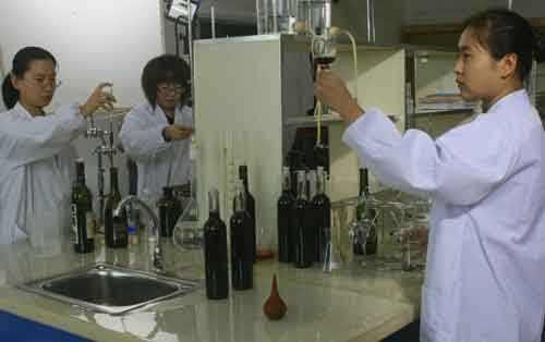 全国首家葡萄及葡萄酒检测重点实验室将在宁夏建成