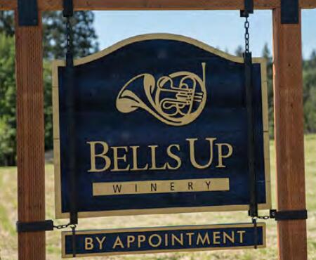 铃乐酒庄(Bells Up Winery)