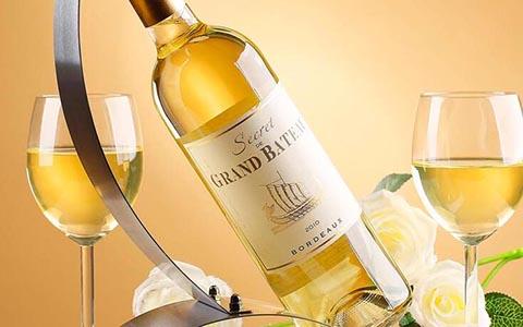 法国波尔多龙船干白葡萄酒介绍