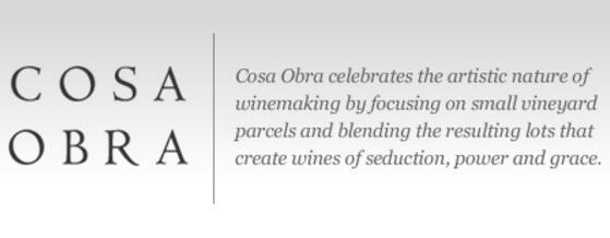 手作酒庄(Cosa Obra Wines)