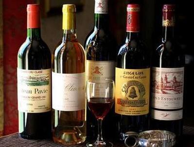 波尔多红酒价格表,拿走不谢!