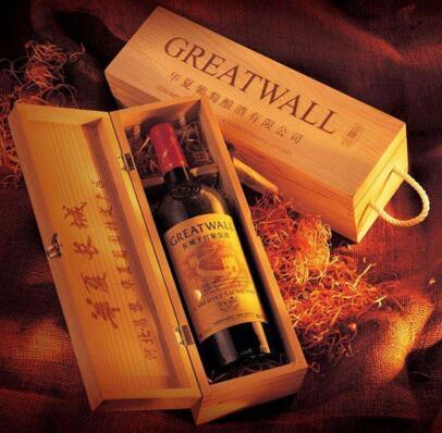 十大知名中国红酒品牌