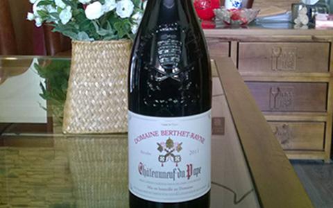 盘点罗伯特帕克满分酒之教皇新堡