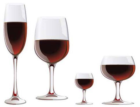 全面的葡萄酒杯介绍
