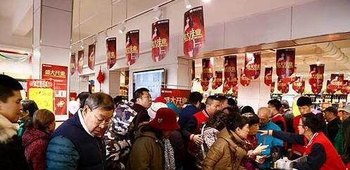 春节前酒仙网国内实体店将达到100家