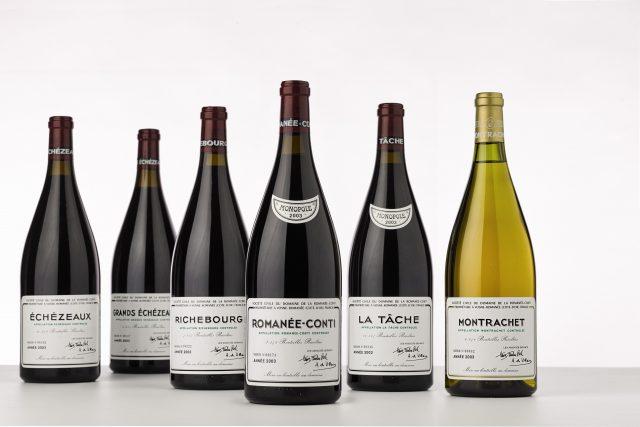 苏富比香港2018首场葡萄酒拍卖会预计取得2600万港币总收益