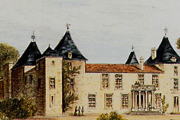 卡尔邦女酒庄(Chateau Carbonnieux)