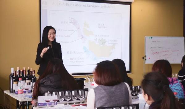 葡萄酒讲师刘灵伶专访:因为讲师的职位,自己的状态变得越来越好