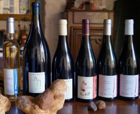 沃尔·布兰奇酒庄(Domaine Voie Blanche)
