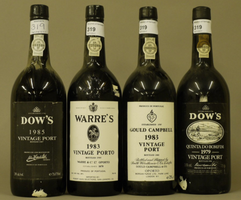 葡萄牙国酒:波特酒