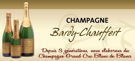 巴蒂-莎菲香槟(Champagne Bardy-Chauffert)