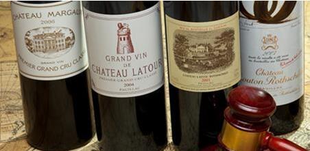 葡萄酒拍卖市场火爆,珍藏佳酿成为重点关注对象