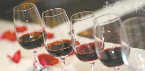 首届东莞酒店餐饮行业葡萄酒评分活动于日前举办