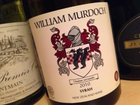 威廉默多克酒庄(William Murdoch Wines)