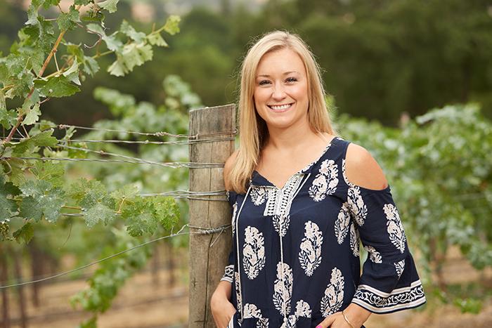 加州哈克曼园酒庄新任销售总监:Kristie Fondario