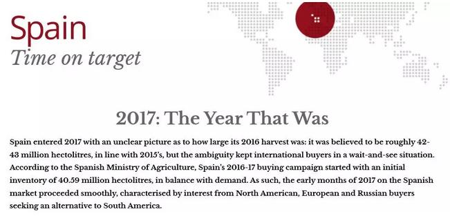 国际葡萄酒经纪公司Ciatti发布2017全球葡萄酒市场报告