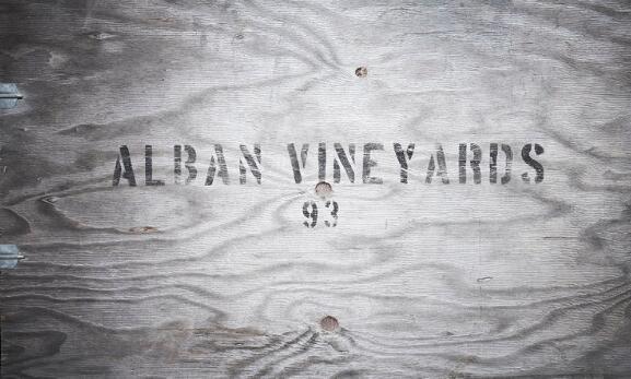 奥尔本酒庄(Alban Vineyards)
