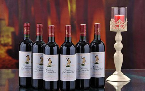 达玛雅克庄园正牌干红葡萄酒2009多少钱一瓶?