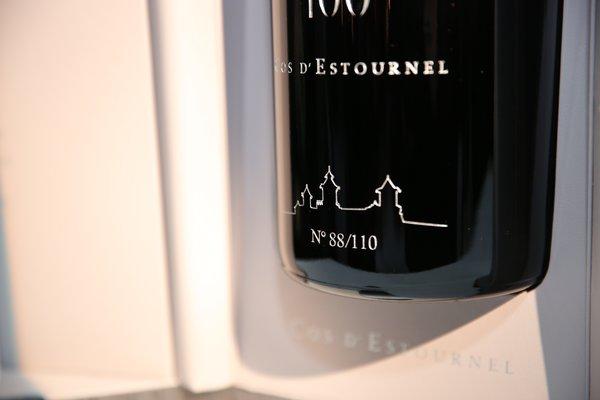 """法国名庄爱士图尔发售限量版葡萄酒""""COS100"""""""