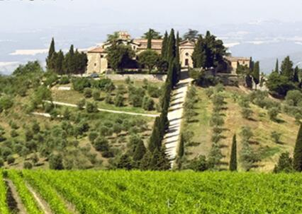 吉奥康多酒庄(Castel Giocondo)