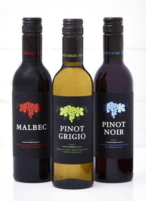 德国阿尔迪超市发售半瓶装葡萄酒系列产品