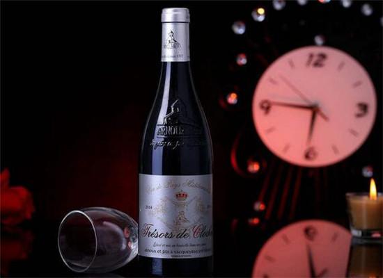 红酒密码解密 品酒主要有四步
