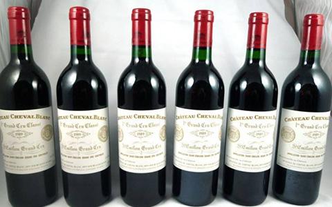 法国名牌葡萄酒排行榜,你了解过几款?