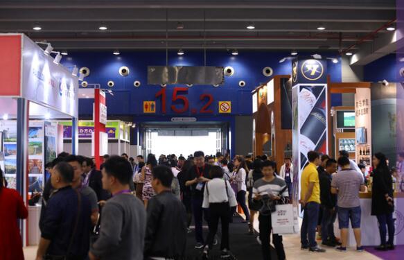 Interwine China 2018年5月18日 中国(广州)国际名酒展