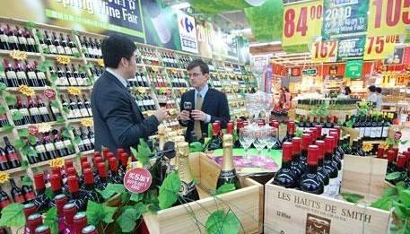 2018年家乐福春季葡萄酒节日前已经拉开帷幕