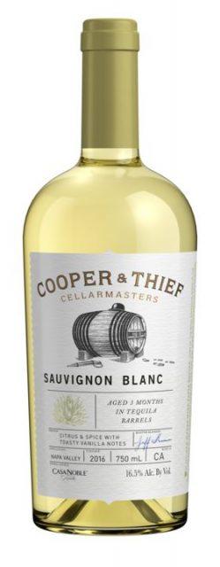 纳帕谷酒庄发售一款在龙舌兰橡木桶里陈酿的长相思葡萄酒