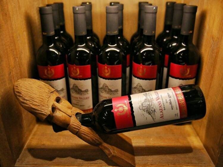 2018年第一季度格鲁吉亚葡萄酒出口量达1.77亿瓶