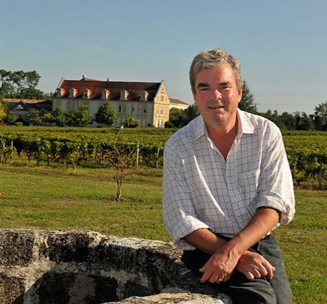 """骑士酒庄庄主奥利维尔·伯纳德:2017年份是一个非常""""平易近人""""的年份"""