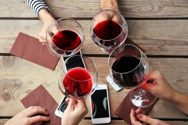 红酒——酒之中的保健品