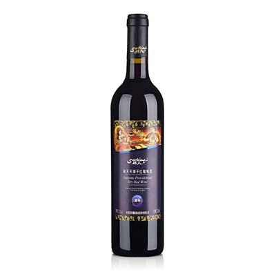 新天干红葡萄酒价格是多少呢?