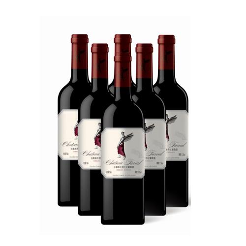 法莱雅干红葡萄酒价格是什么情况?