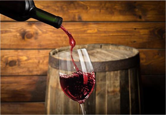 """葡萄酒和可乐的""""竞争"""""""